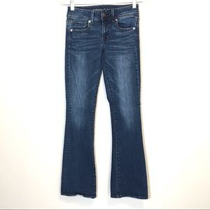 American Eagle Kick Boot Super Stretch Jeans 2
